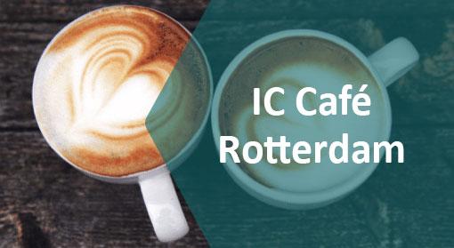 Ook De Regio Rotterdam Start Een IC Café