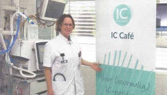 IC Café In De Publiciteit