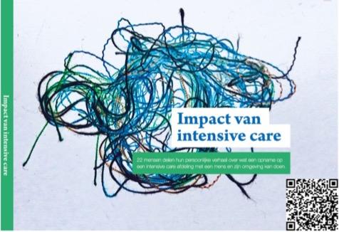 Vanaf 11 December Verkrijgbaar: Boek 'Impact Van Intensive Care'
