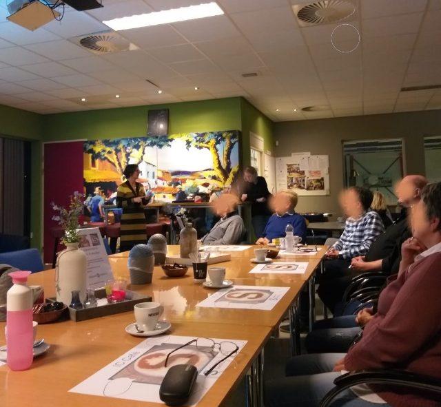 Eerste IC Cafe  Haarlem/Hoofddorp