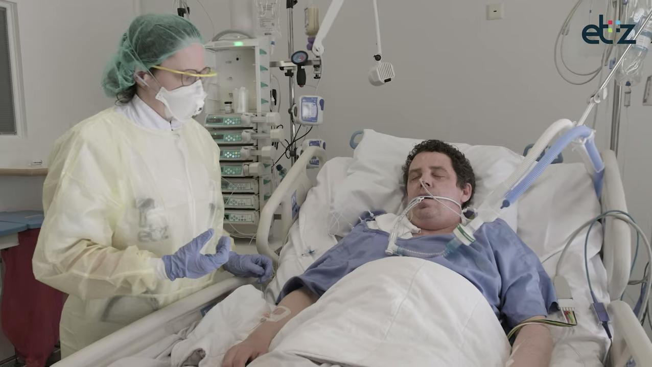 De Intensive Care Tijdens Corona