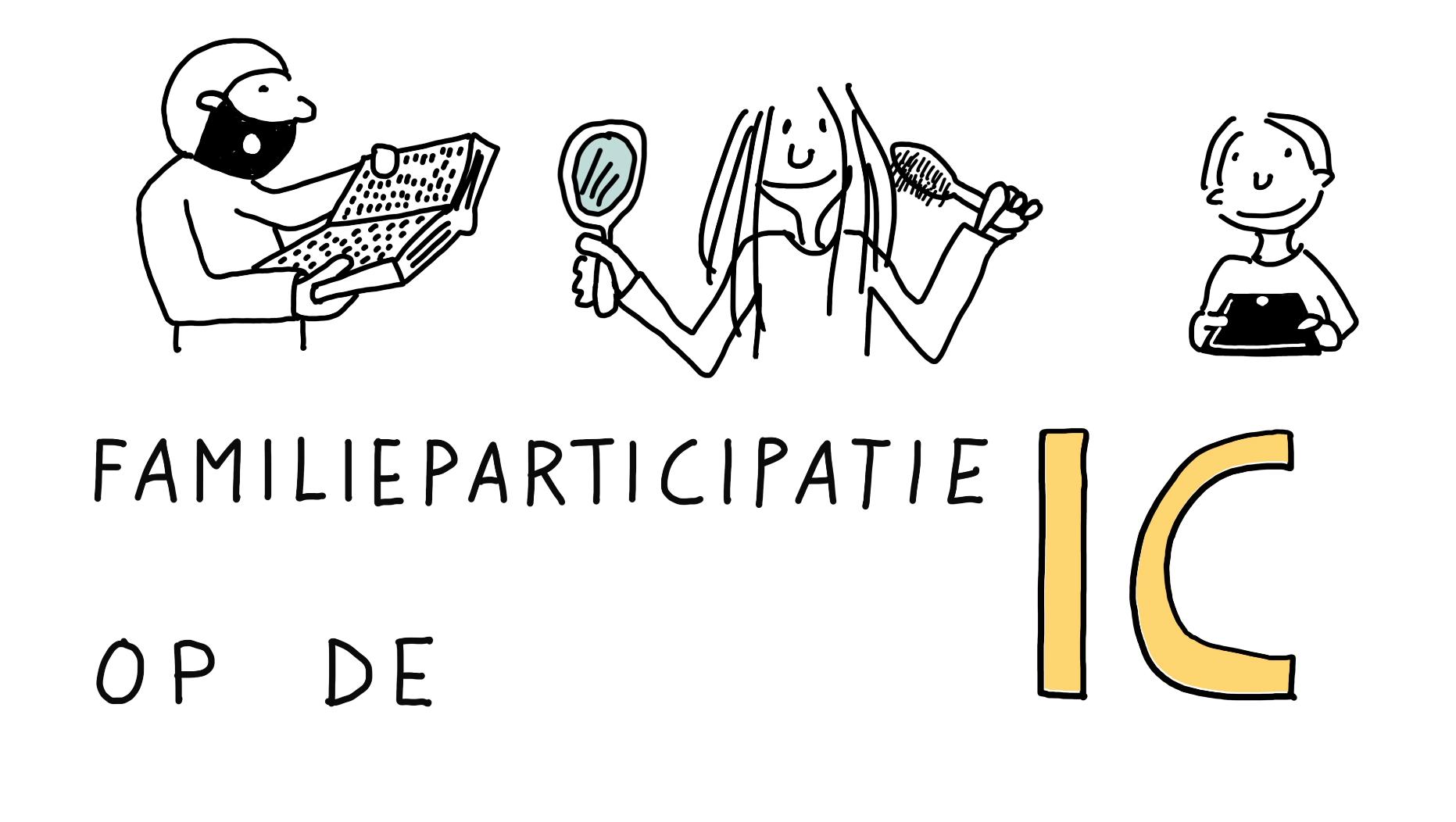 Nieuwe Video: Familieparticipatie Op De IC